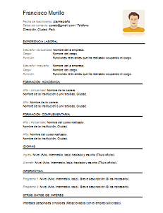 CV online