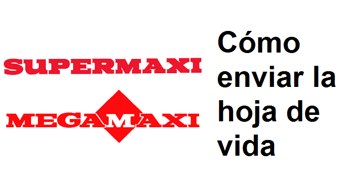 Enviar la hoja de vida para trabajar en Supermaxi y Megamaxi